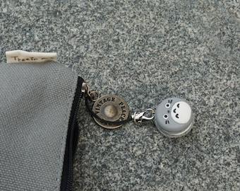 Totoro Macaron Charm
