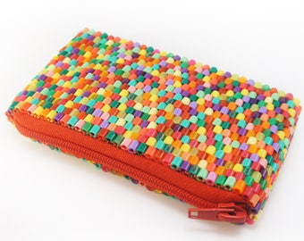 Hama Perler Beads Purse DIY Pattern, Tutorial, Guide and How To - Digital Pdf