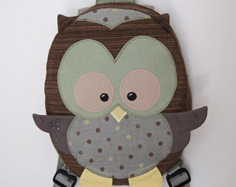 Owl Baby Mat Play Mat Floor Cushion Diy Tutorial Pdf