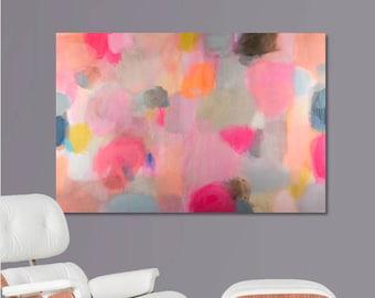 Canvas art Abstract painting, abstract art canvas, original wall art by Camilo Mattis