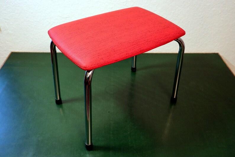 Fantastic 70S Stool Step Stool Footstool Inzonedesignstudio Interior Chair Design Inzonedesignstudiocom