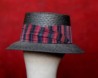 1f30cfcbf Italy straw hat | Etsy