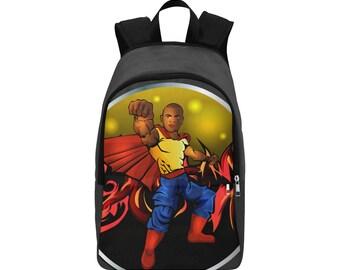 055b9b2073 Superhero Backpack For Boys