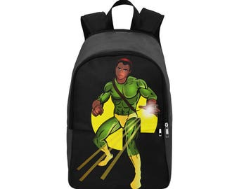 CUSTOM MADE Large School Backpacks bad0fdcd41066