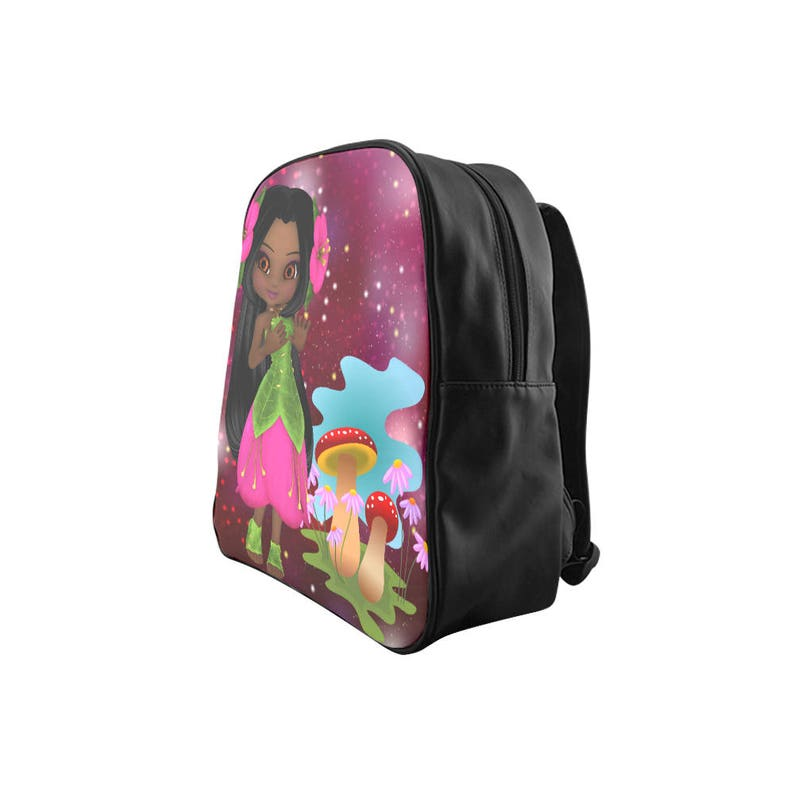 76d0d4ddfd Melanin Backpack Black girl magic Natural hair Black
