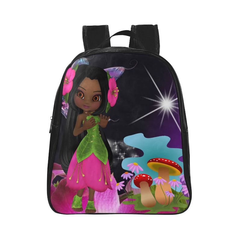 d0528e2ce2 Black Girl Magic African American kids Back pack African