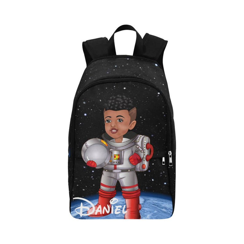 Astronaut Backpack for Kids Personalized Backpack for Boys  c861222753e5e