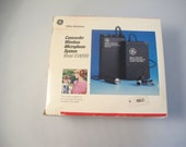 Vintage New in box GE 1CVM100 Camcorder Lavalier Wireless Microphone System