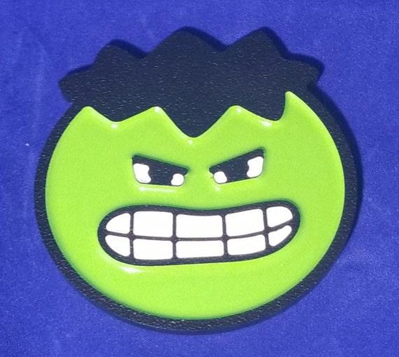Incredible Hulk Coaster Etsy