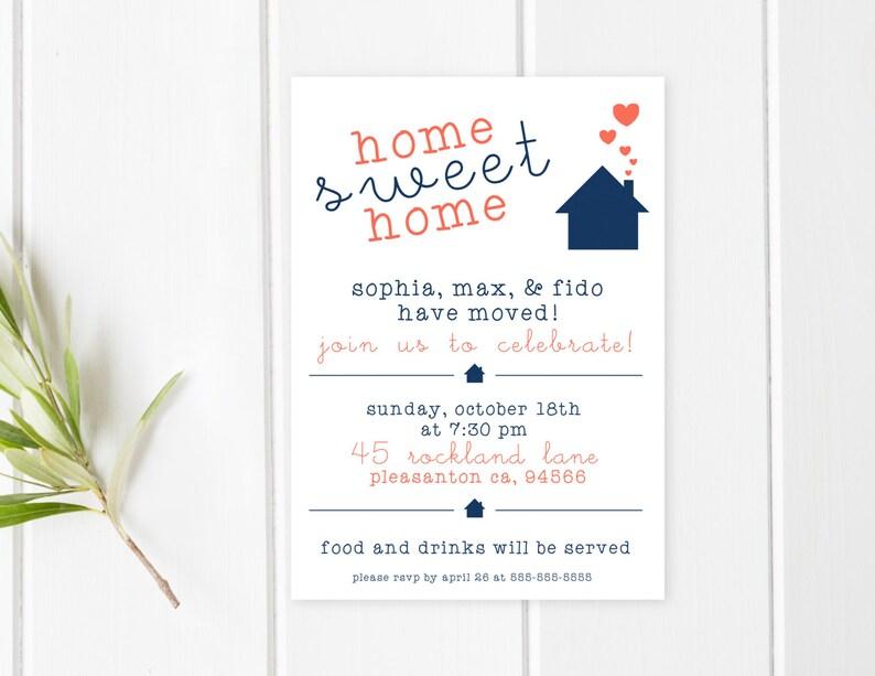 Housewarming Invitation   Housewarming Party Invitation Housewarming Invitation Etsy