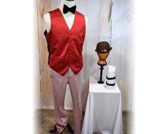 1920's Guy Costume / Ragtime Piano Player Costume / Barbershop Quartet-Small-Medium-Large (L2)