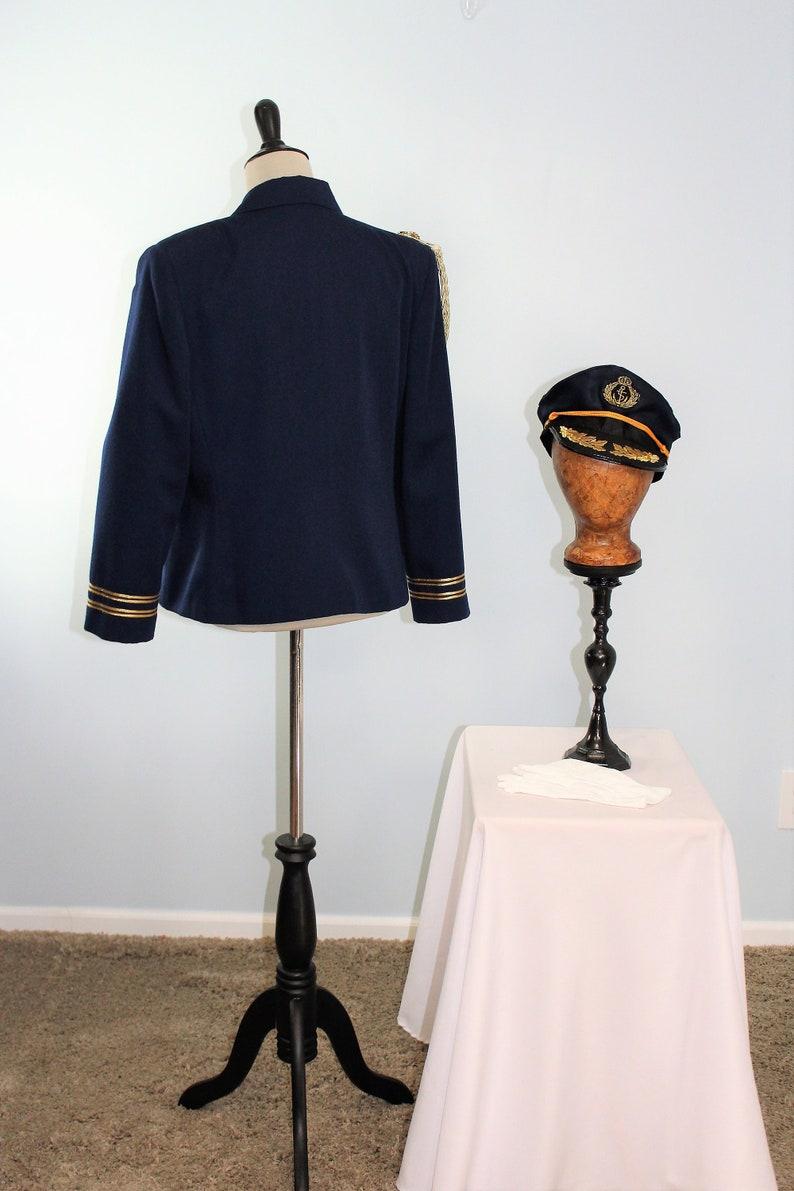 Sailor  Ship Captain  Navy  Admiral  Military-MEDIUM-LARGE P5