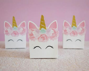 Unicorn Favor, Unicorn Favor Box, Unicorn Birthday, Unicorn Favor Box, Unicorn Party Favor, Unicorn Party, Unicorn Birthday Party, Unicorn