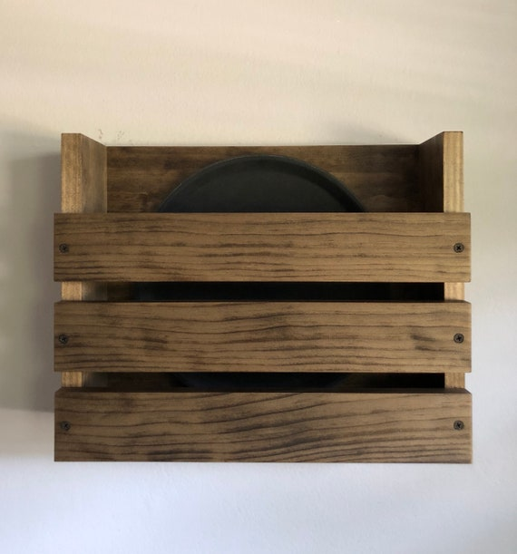 Restaurant Modern Rustic Wood Rack For Serving Trays Wood