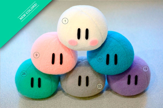 Anime Clannad Dango Family Cuddle Plush Doll Small Xs Etsy