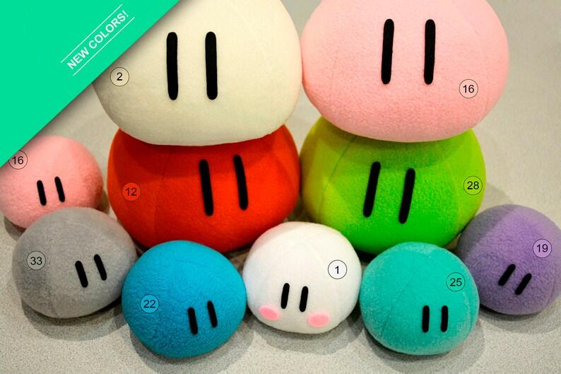 anime CLANNAD Dango Family cuddle Plush Doll  BIG M image 0