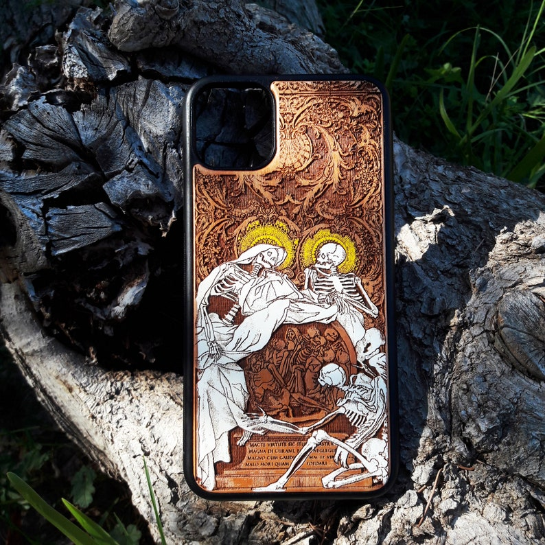 Horror Bunnies iPhone 11 case