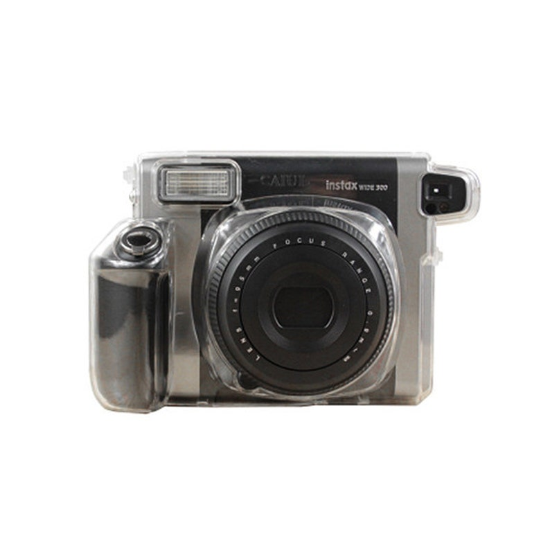 Fujifilm Instax Wide 300 Camera Case Crystal Clear Transparent Protection