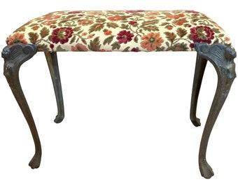 Astonishing 1920S Vanity Bench Etsy Gamerscity Chair Design For Home Gamerscityorg