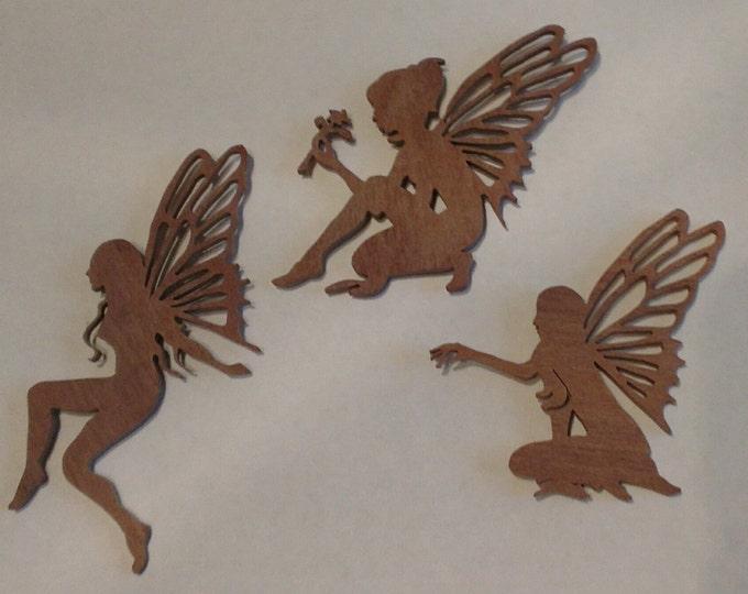 Featured listing image: Fairy Fridge Magnets