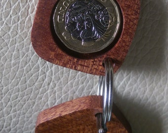 Pound Coin Holder