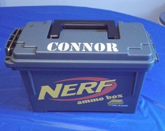 nerf ammo box dart container air strike - maverick fortnite gun