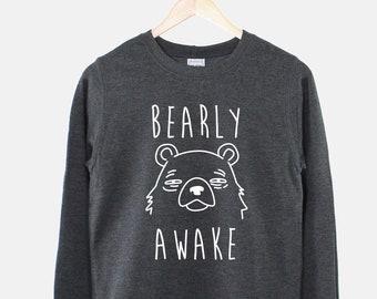 Bearly Awake Etsy