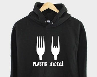 Kersttrui Metal.Heavy Metal Sweater Etsy
