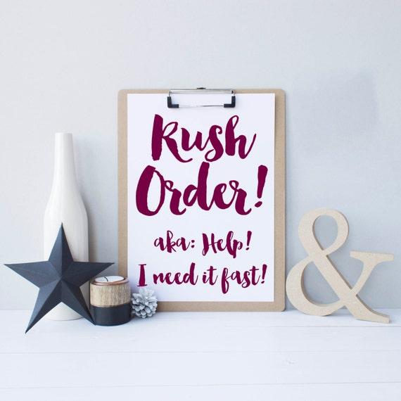 Shauna Smith Designs - RUSH ORDER!  Help Shauna! I need it fast!!