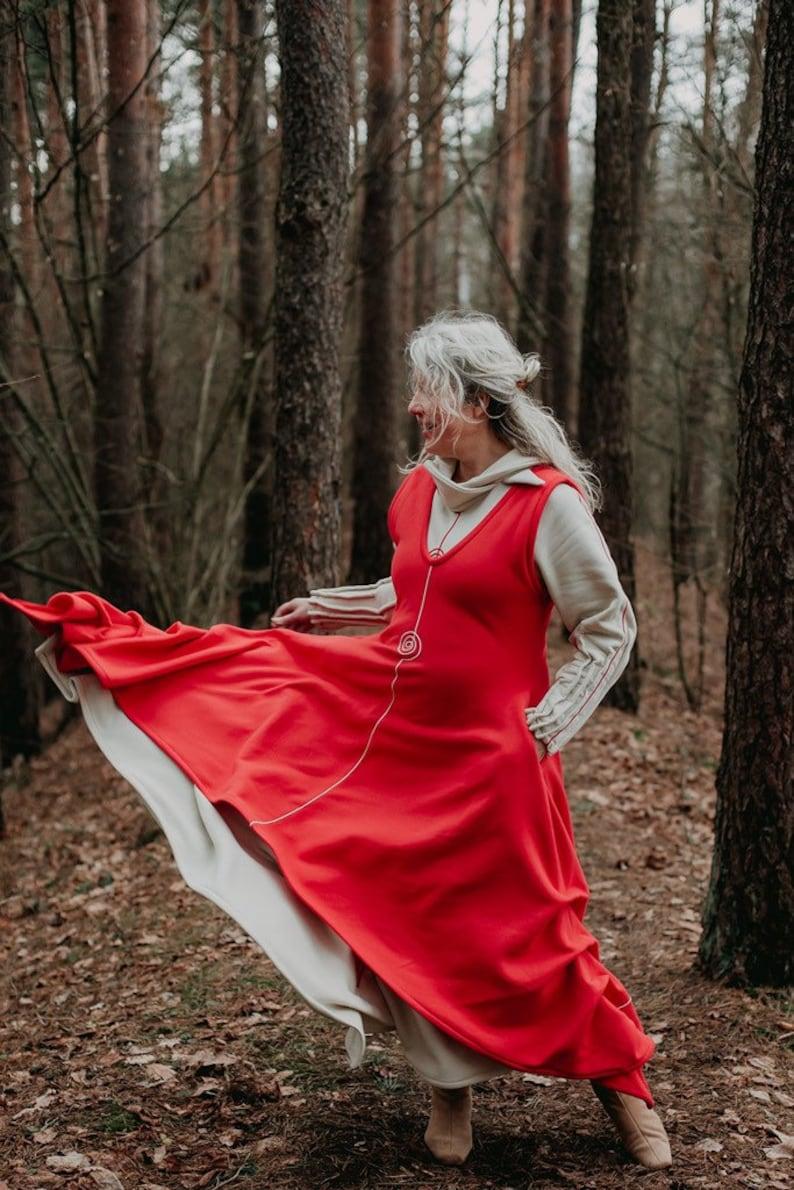 Cosmic Suit AISTE ANAITE NEW Comfy Cozy  Pullover  Unisex Jumper  Cotton Women/'s Clothing  Aiste Anaite   Unique Contemporary Skirt