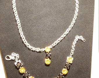 7f1d3b37 Steeler jewelry   Etsy