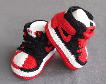 Baby Shoes Boy or Crochet baby sock shoes, soft sole baby shoes, baby shoes, crochet baby booties, gift for baby