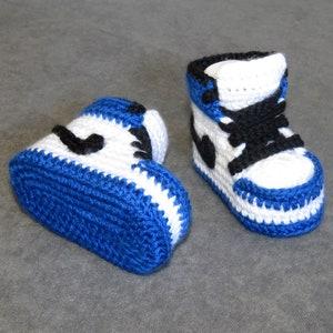 Baby Boy Booty crochet jordan 1 crochet