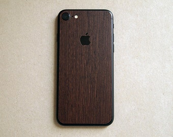 iPhone 7 and 8 Fine Wood high quality skin wrap, 3M