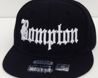 761380c72 Compton snapback | Etsy