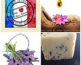 Lavender scent SOAP