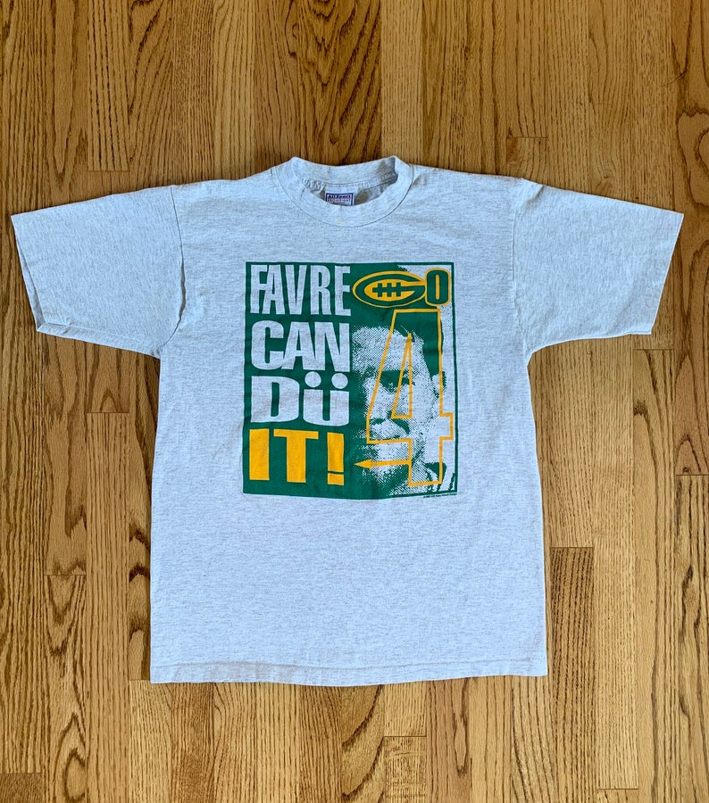 00bde173 Vintage Green Bay Packers Tee