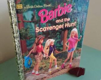 Barbie Scavenger Etsy