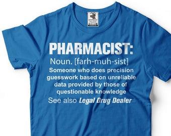5aba0078 Pharmacist T-Shirt Funny Pharmacist Definition Tee Shirt