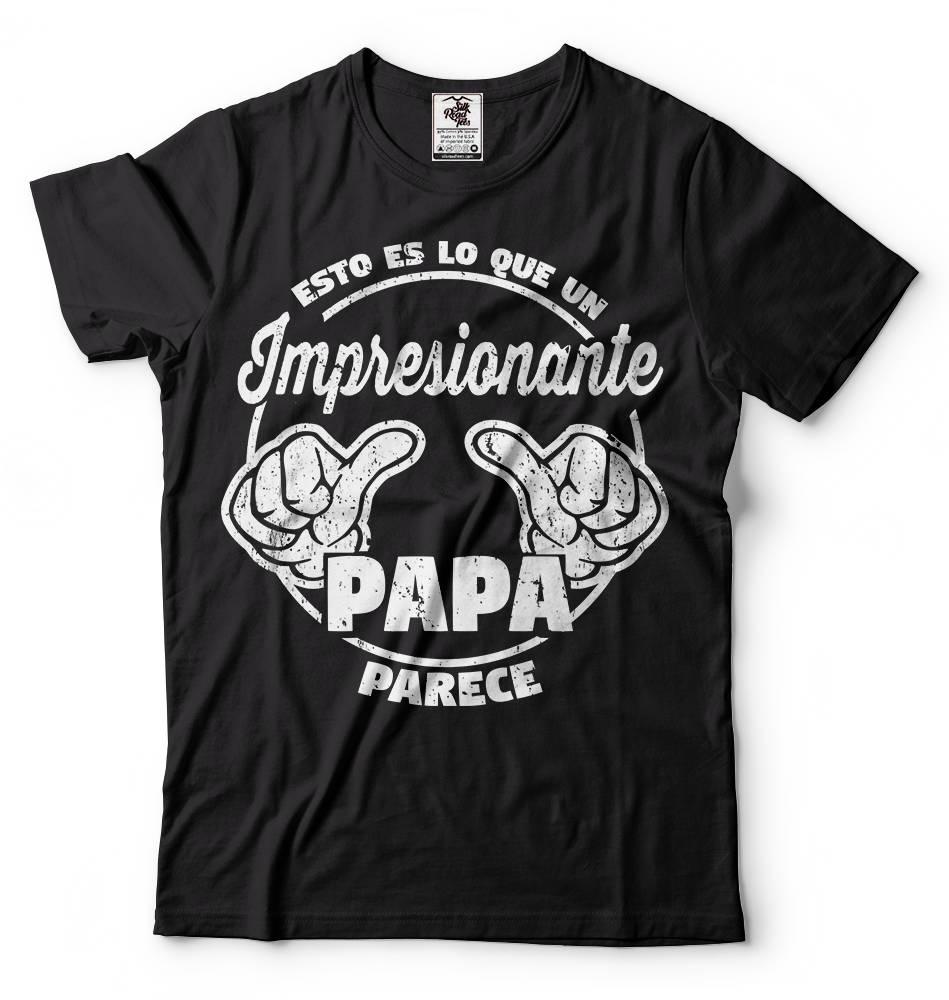 impresionante papa t shirt f te des p res cadeau tee shirt. Black Bedroom Furniture Sets. Home Design Ideas
