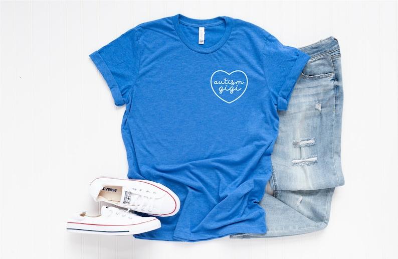 autism gigi shirt autism shirt autism mama shirt autism awareness autism support autism awareness month shirt