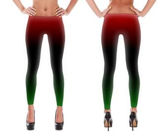 SALE - african yoga pants, african leggings, printed leggings, womens leggings, workout legging, print leggings, yoga tights, yoga leggings,