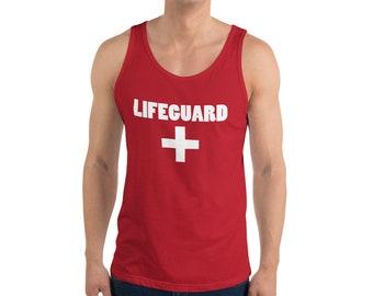 9ba70e07269bf4 Lifeguard tank top
