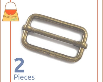 1266a482adfa0 1.5 Inch Moving Bar Purse Strap Slides