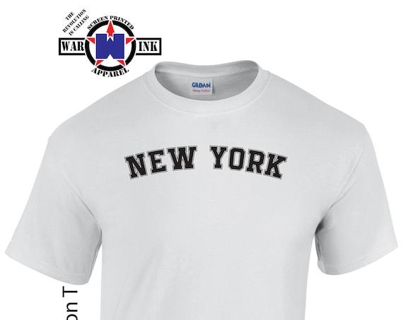 New York UniSex Tshirt