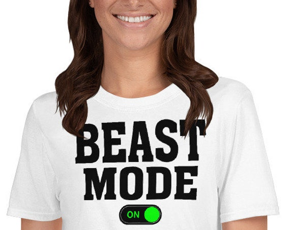Beast Mode ON Gamers Life TShirt
