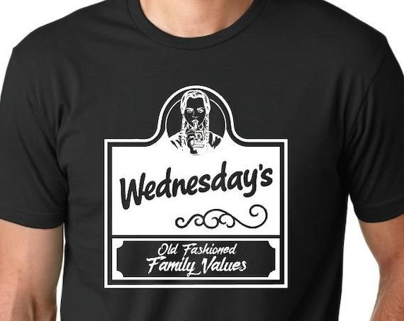 Wednesday Addams TShirt