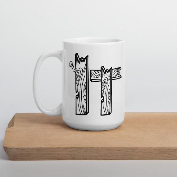 Nailed It Woodworker Coffee Mug