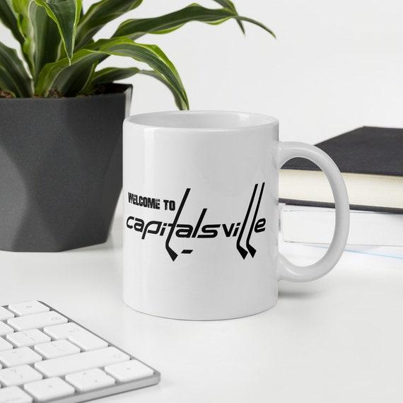 Welcome to Capitalsville Coffee Mug