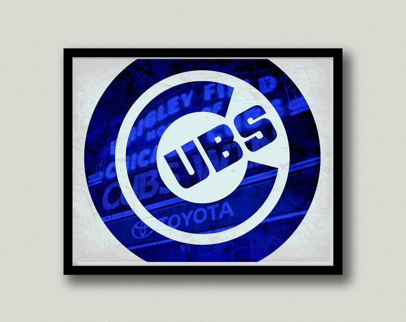 graphic regarding Printable Cubs Schedule titled Chicago Cubs Printable Artwork, Sports activities Printables, Quick Obtain
